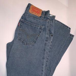 Levi's 514 Boys Sz 12 Jeans 26 x 26